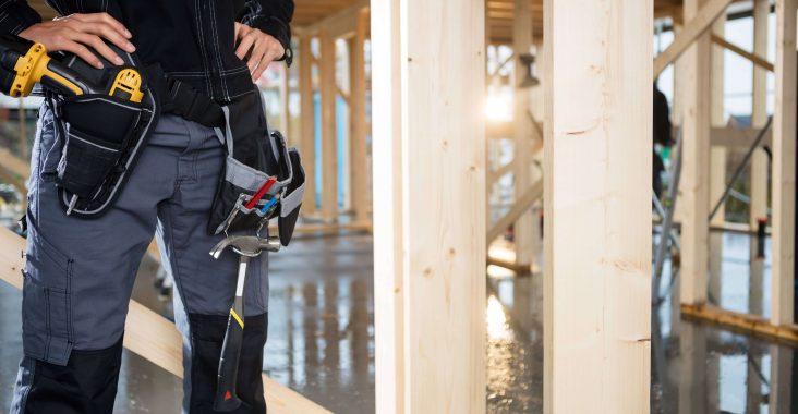 pantalon de travail outils